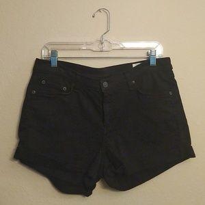 Rag & Bone Black Shorts Size 29